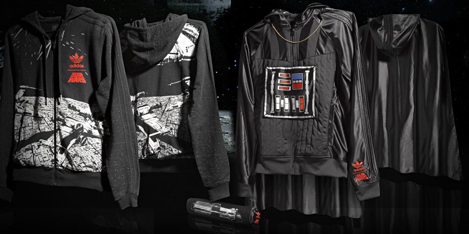 adidas x star wars clothing
